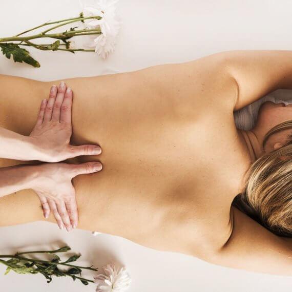Corso breve di massaggio californiano